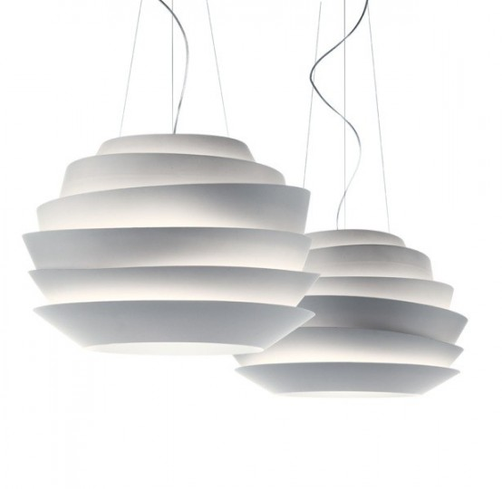 Suspensions luminaires luminaires design choix for Luminaire suspension design