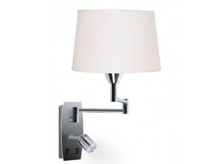 id es luminaires pour chambre coucher luminaires design lustres liseuse lampes bras. Black Bedroom Furniture Sets. Home Design Ideas