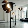 La lampe projecteur