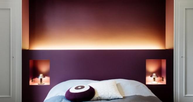 Idées luminaires pour chambre à coucher